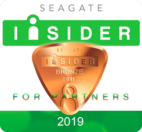 Seagate Bronze Partner 2019